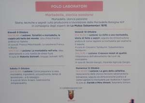 Mortadella bo - Bologna