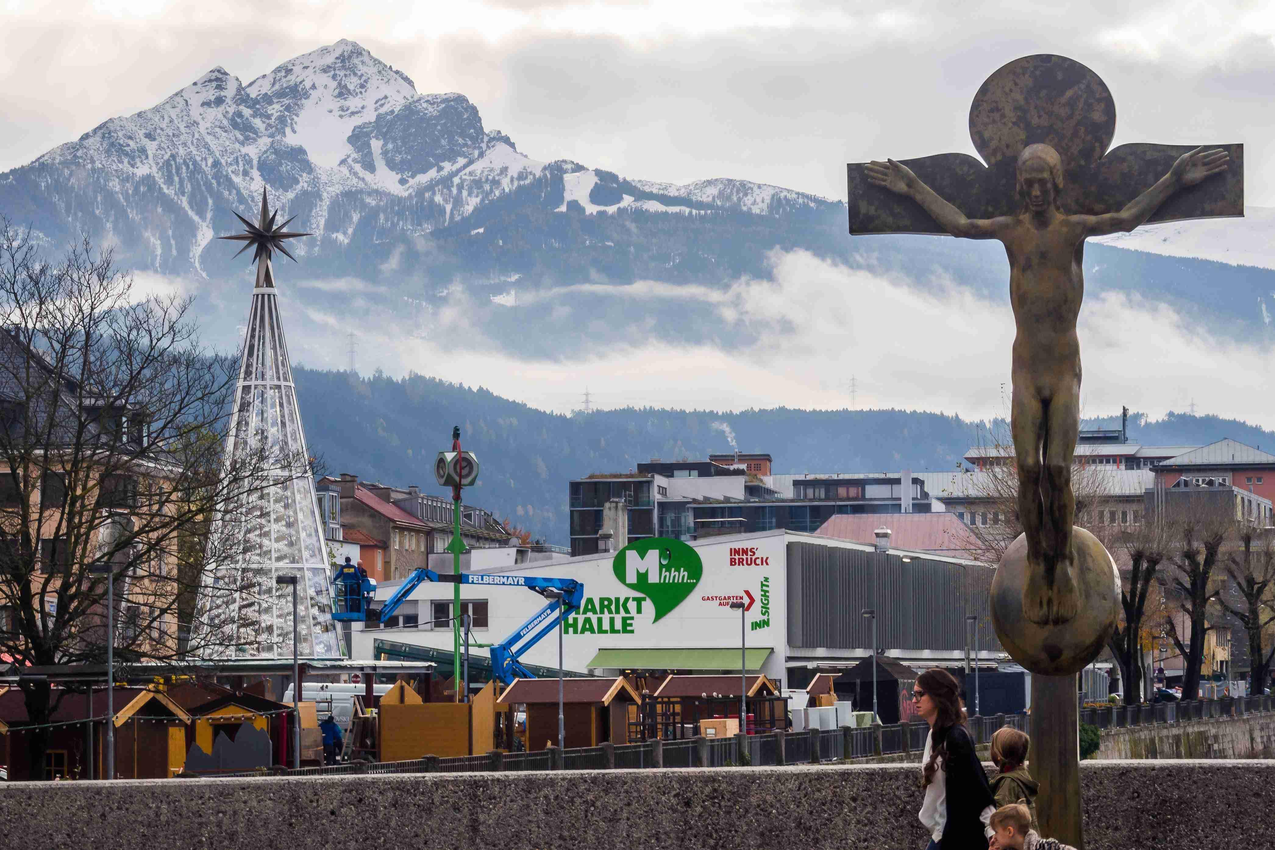 Mercati di Natale a Innsbruck