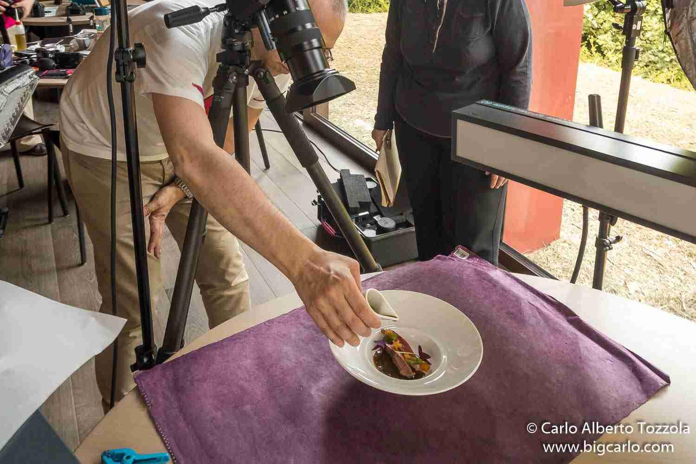 Corso di Food Photography al Ristorante Marconi 5